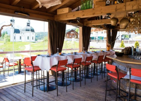 Overview Pan Bar Dinner